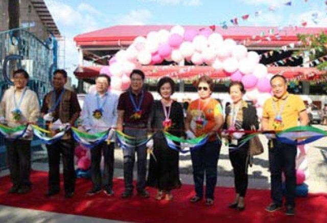 한국식 교육관리로, 막탄 최고의 사립학교 목표