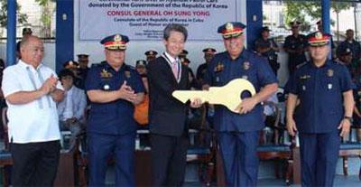필리핀 내 한국인 안전 및 현지 경찰과의 협력 강화 사업