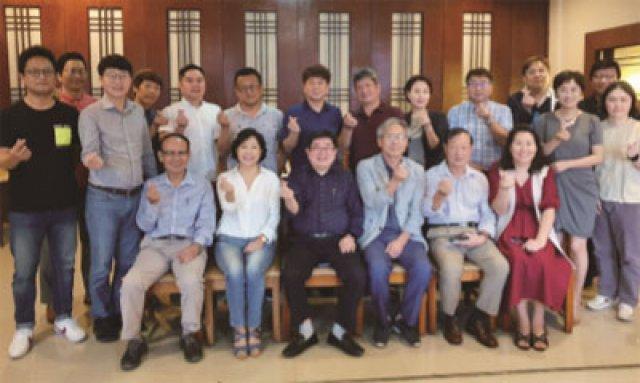 2020년 세부 한인회 신년 첫 정기이사회 개최