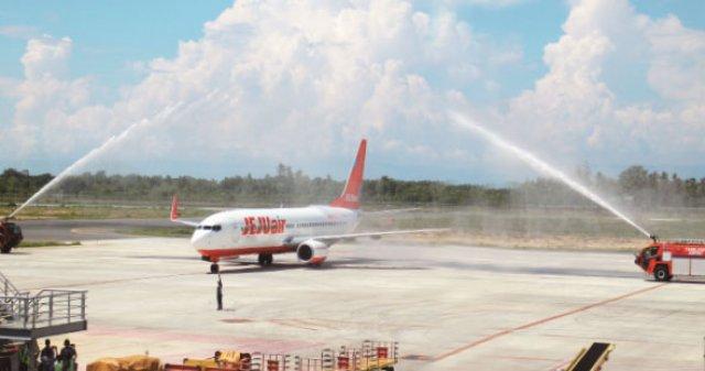 세부-보홀 합리적인 연계가 가능한 보홀 팡라오 국제공항 첫 정규노선