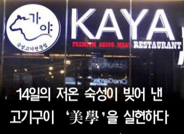 [업체탐방] 가야(KAYA) 레스토랑