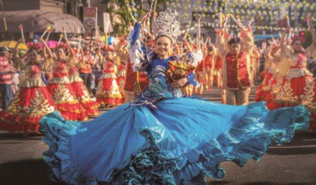 시눌룩 축제기간 중 쓰레기 줄어… 131톤 발생
